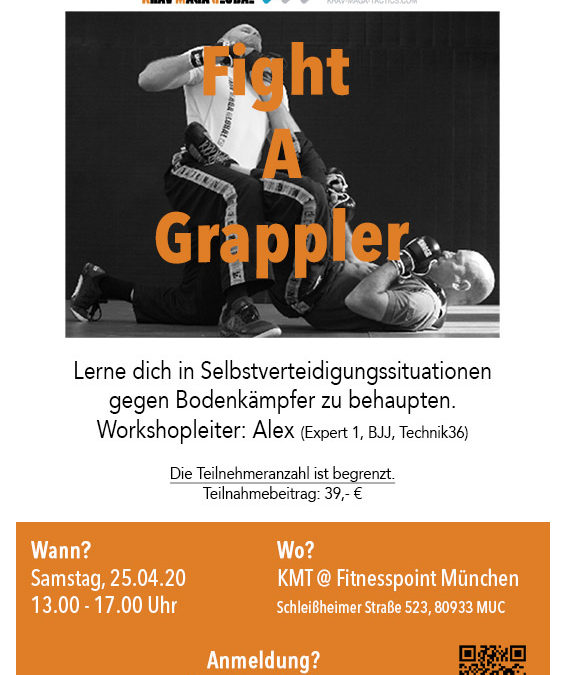 Groundfighting Workshop