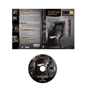 Krav Maga Video KMG P1. Die DVD zur idealen Nachbearbeitung deines Trainings.
