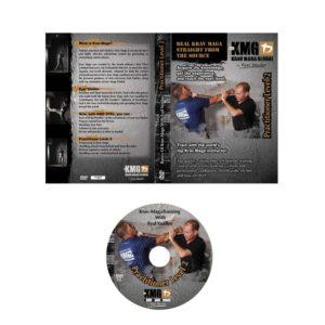 Krav Maga Video KMG P2. Die DVD zur idealen Nachbearbeitung deines Trainings.