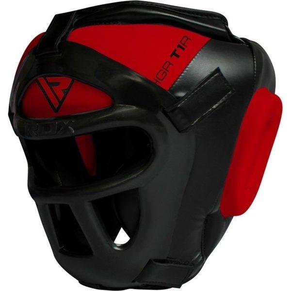 RDX Krav Maga Kopfschutz rotVerhältnis.